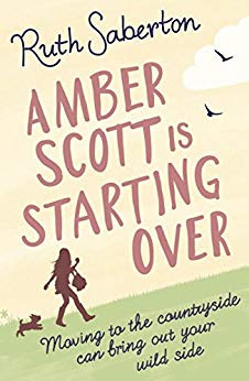 Book Review: Amber Scott is Starting Over, by Ruth Saberton, 4 stars