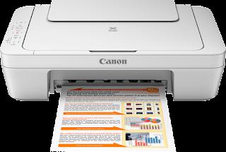 Canon Pixma MG2560 driver download Mac, Windows, Linux