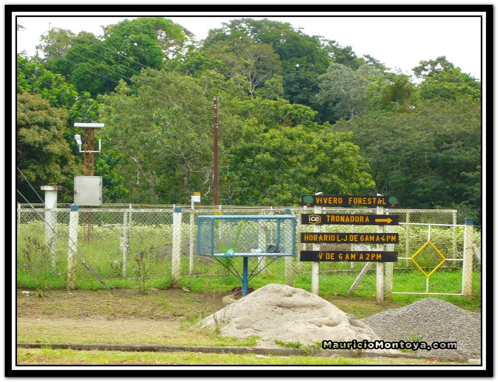 Observatorio Meterológico En Tronadora