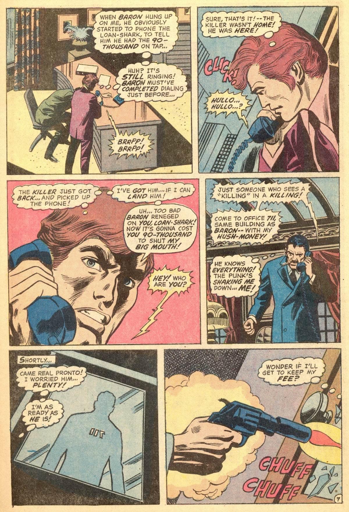 Detective Comics (1937) 429 Page 29