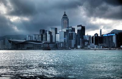 Intercâmbio em Hong Kong
