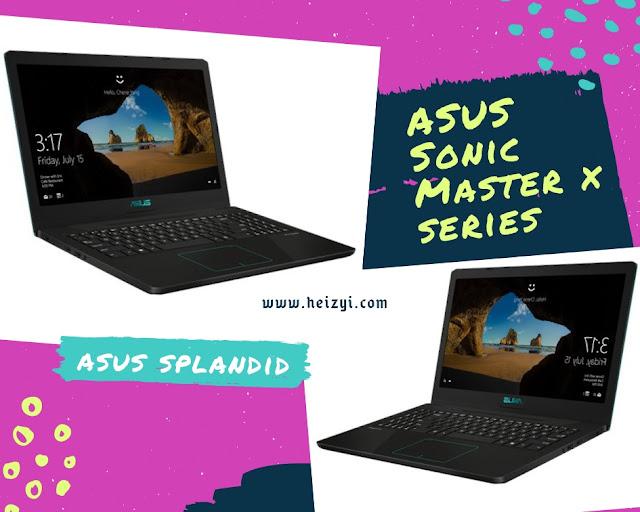 Spesifikasi ASUS VivoBook Pro F570 AMD Nvidia dalam Satu Laptop