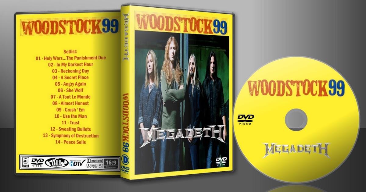 Deer5001RockCocert : Megadeth - 1999-07-25 - Woodstock 99 (pro-shot)
