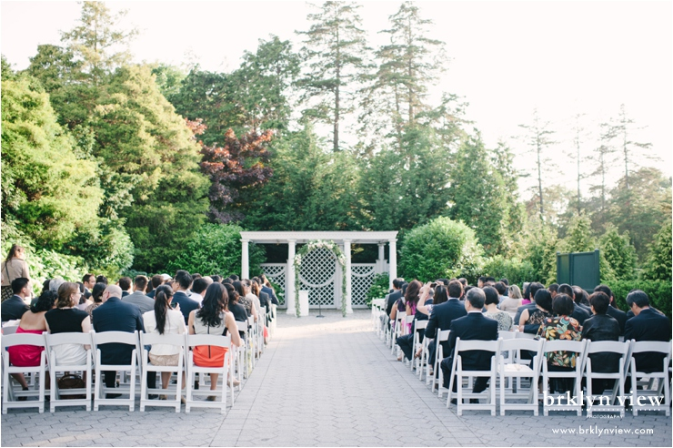 Classic wedding at new york botanical gardens new york - New york botanical garden wedding ...