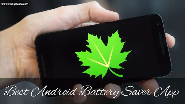 Best Android battery Saver App