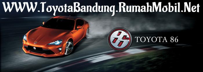 Toyota FT 86 Bandung