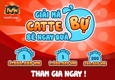 game iwin giai ma catte