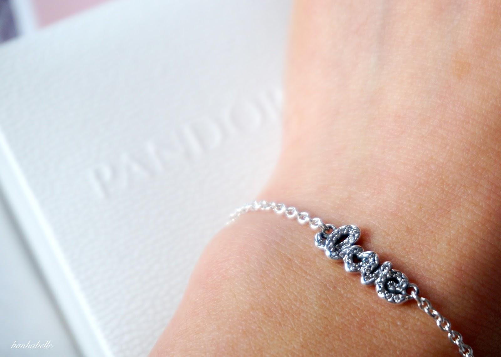 Pandora Love Bracelet