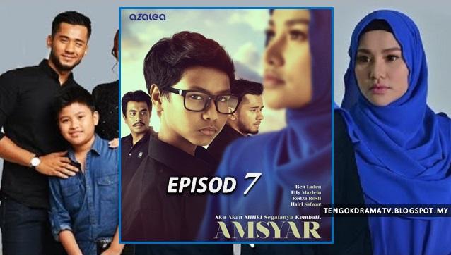 Drama Amsyar Lakonan Ben Laden – Episod 7