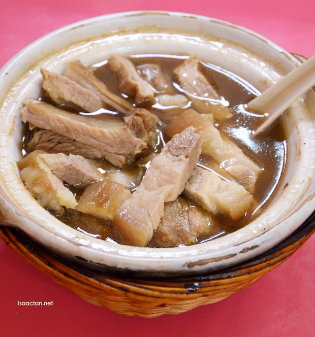 Wet Bak Kut Teh - RM12 per 1 person serving