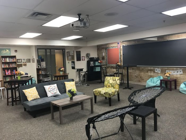 Bin Bags Chairs Wheelchair Jump Gone Wrong The Compelled Educator: 9 Awesome High School Flexible Seating Classrooms