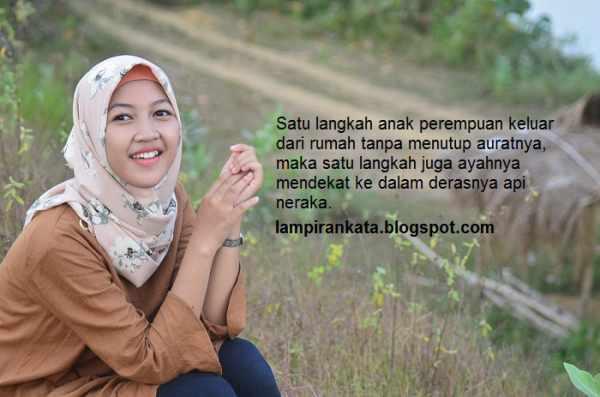 Kata Bijak Islami Untuk Anak Perempuan Nusagates