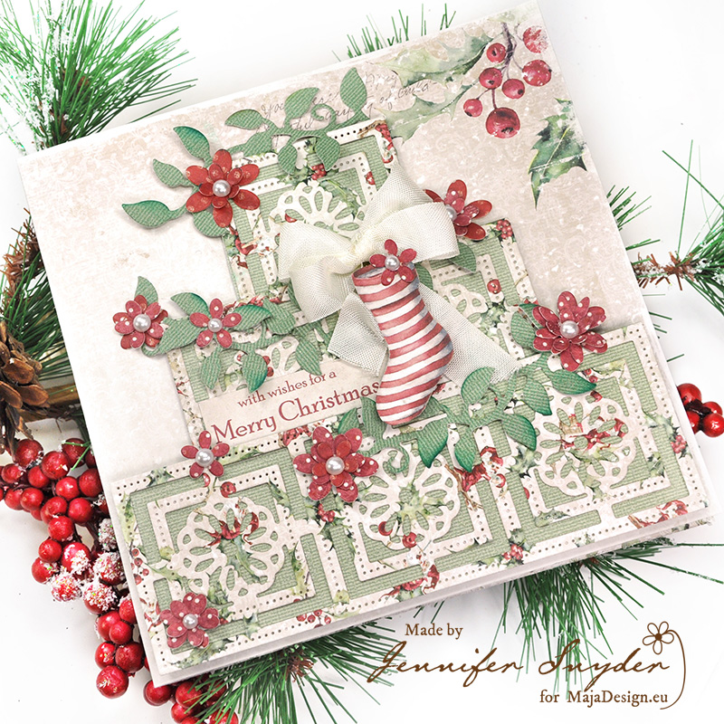 Holly Jolly Christmas : MajaDesign