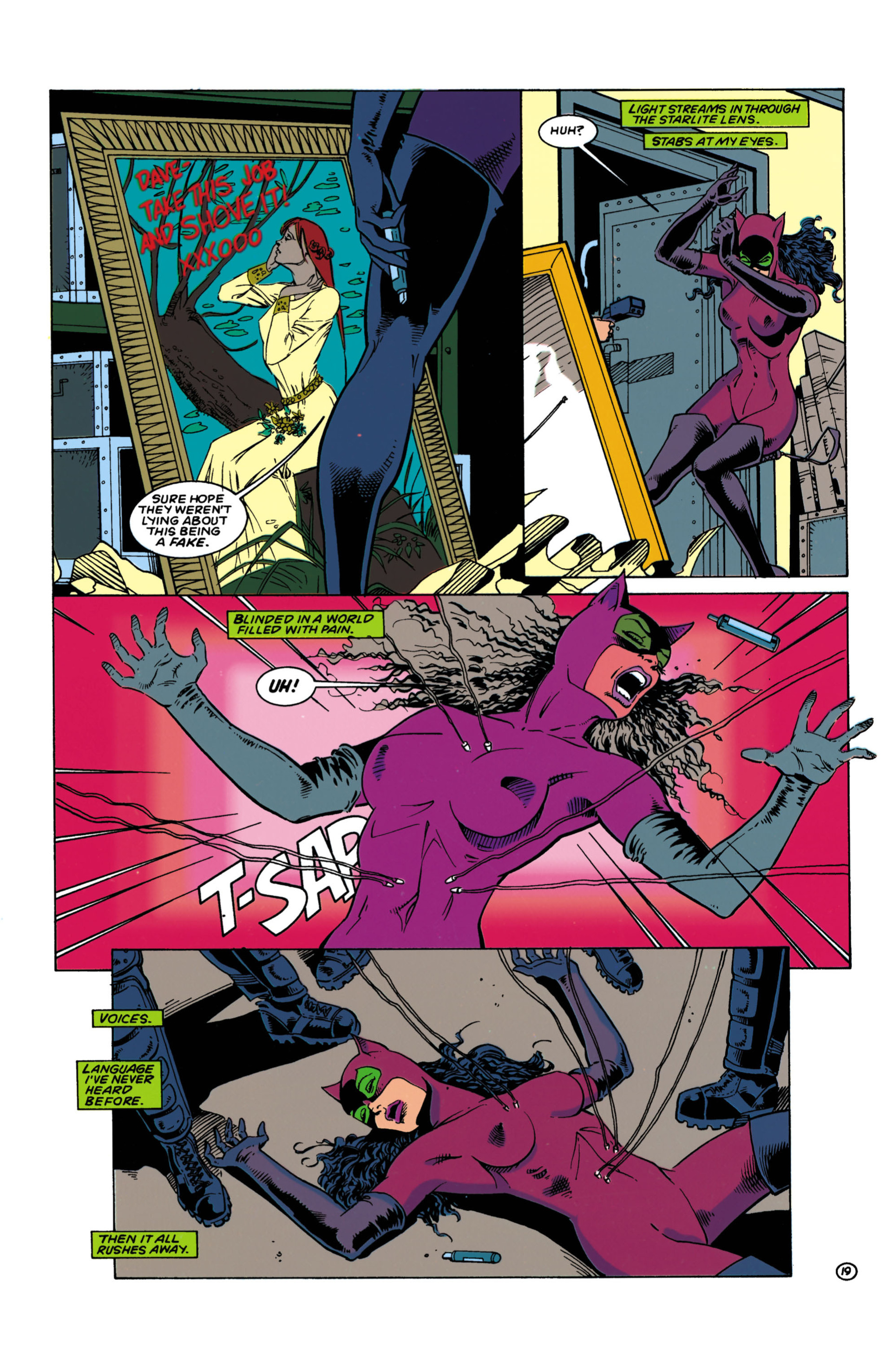 Catwoman (1993) Issue #17 #22 - English 20