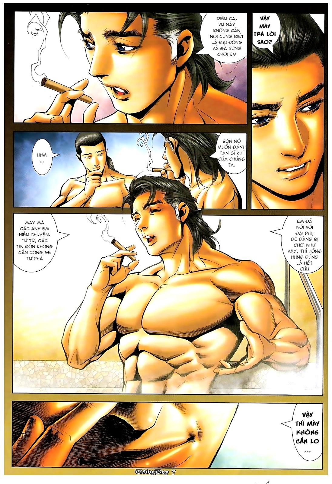 Người Trong Giang Hồ - Chapter 1209: Cai nghiện - Pic 5