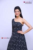 Telugu Actress Richa Panai Stills in One Shoulder Floral Long Dress at Rakshaka Bhatudu Movie Interview  0051.JPG