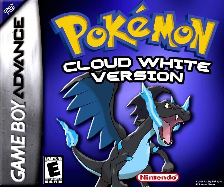 Hack Rom Pok 233 Mon Cloud White Vers 227 O 496 Dificuldade Zero