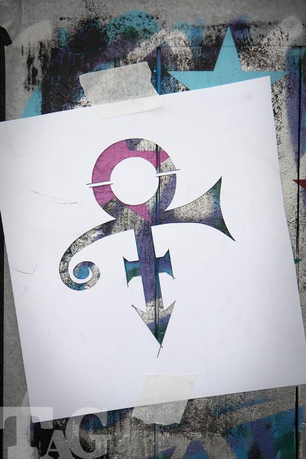 Love Symbol 2 London 2016 Small Artist Pegasus Installed