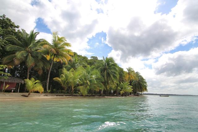 Playa las Estrellas en Bocas del Toro