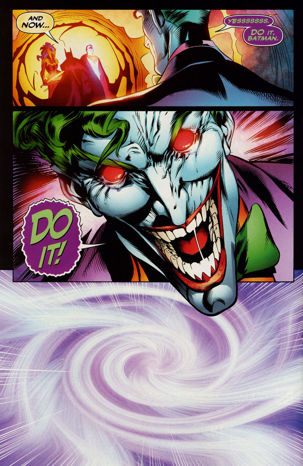 Read online Trinity (2008) comic -  Issue #42 - 12