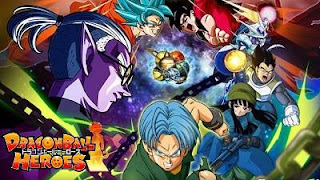 Dragon Ball Heroes Capitulos