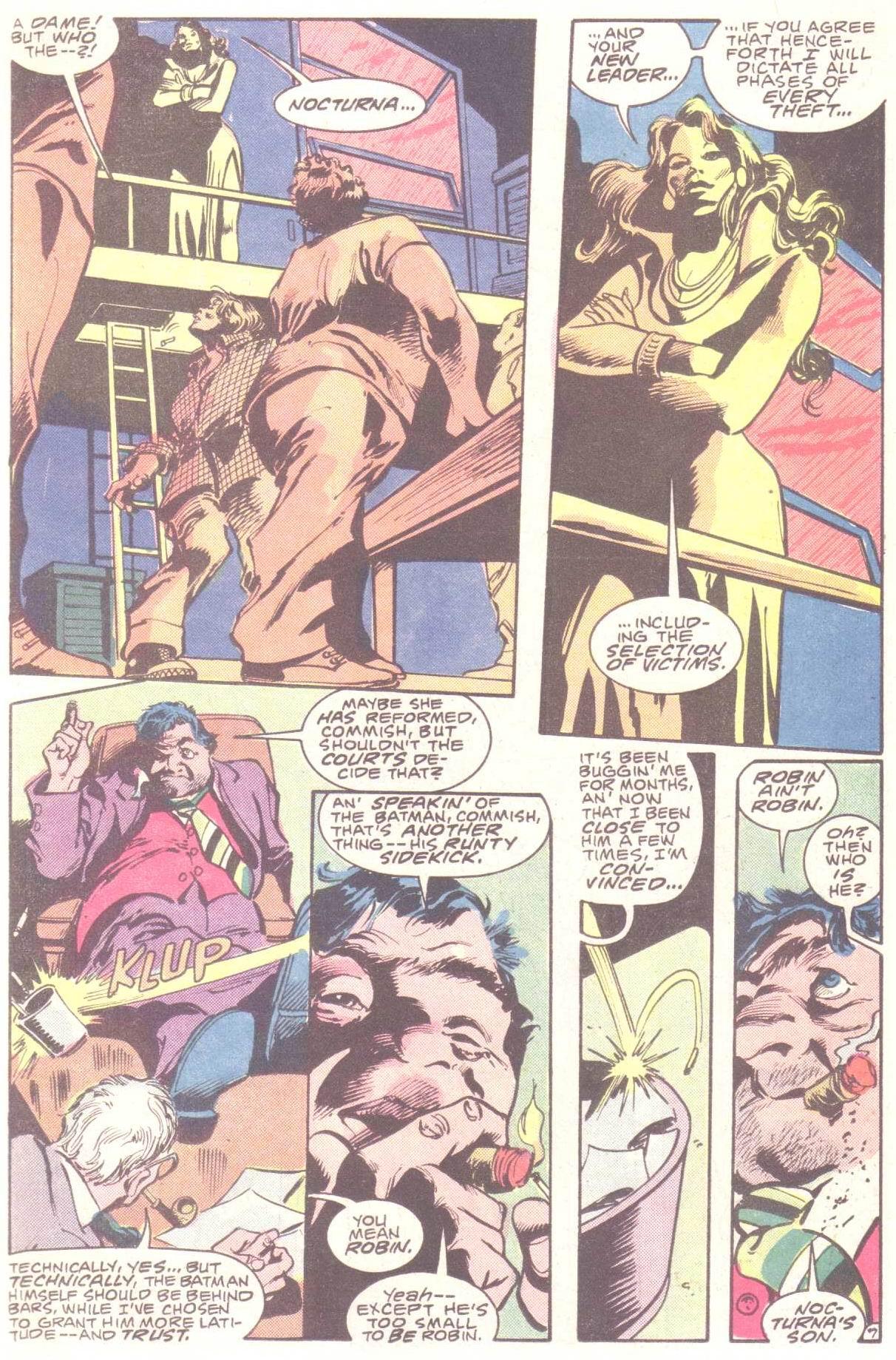 Detective Comics (1937) 556 Page 10
