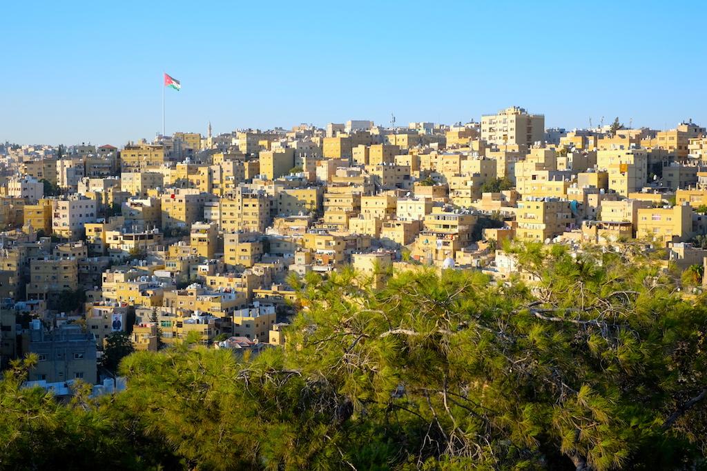 Liburan ke Jordan (Jerash dan Amman) - Amman Downtown 2