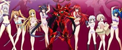 Download Anime High School DxD BorN BD Subtitle Indonesia Batch