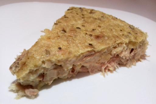 Receita de Torta de Atum Cremosa - Blog Vida Saudável