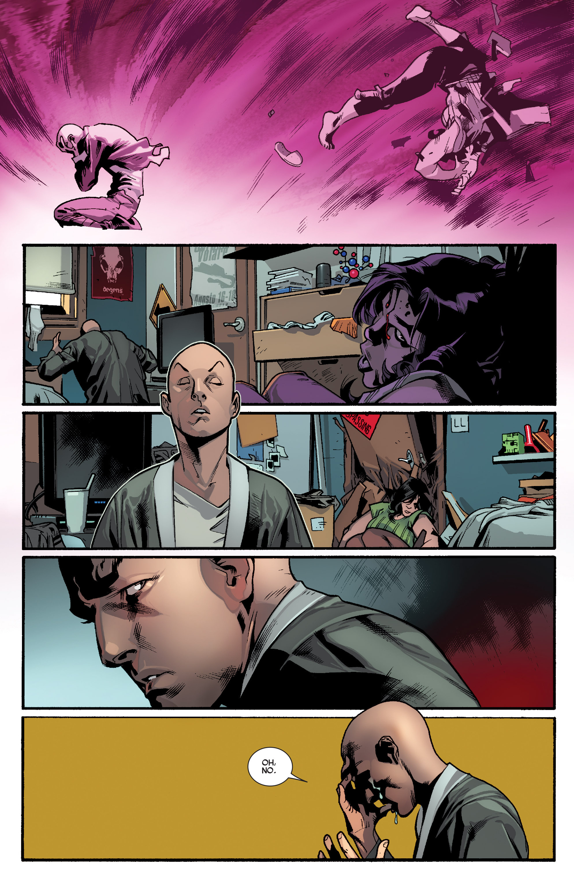 Read online All-New X-Men (2013) comic -  Issue #27 - 11