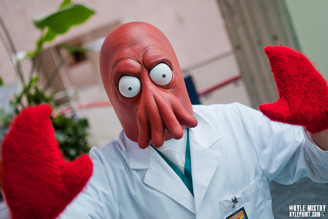zoidberg cosplay costune
