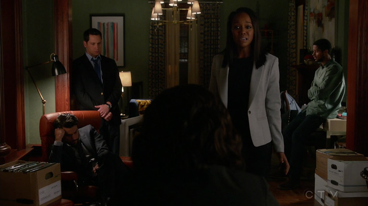 "How To Get Away With Murder - Call It Mother's Intuition - Review: ""Time To Unload"""