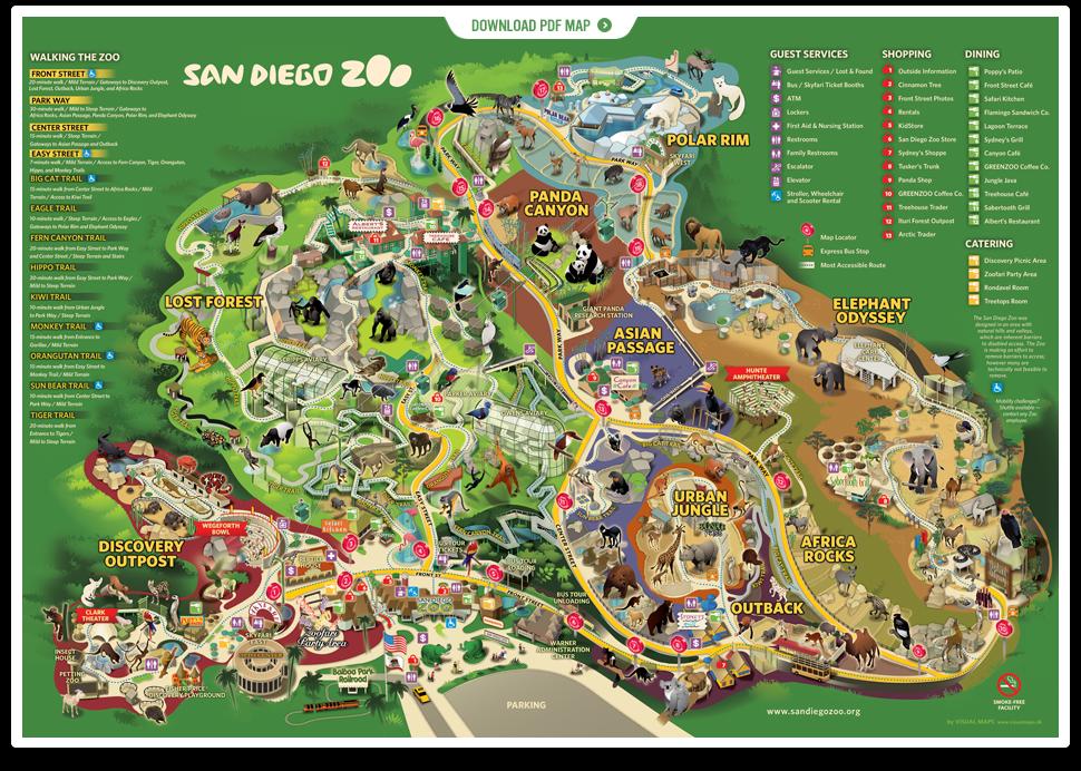 San Diego Zoo | One Travel