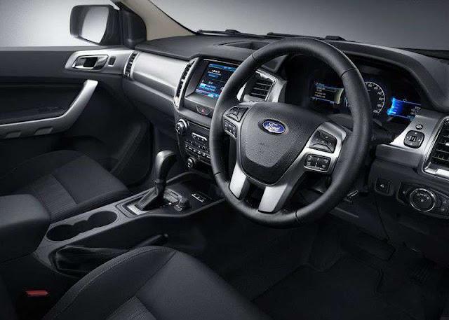 2016 Ford Ranger M-Sport