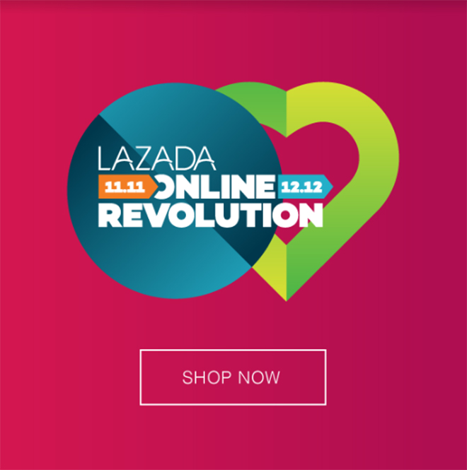 Online Revolution-Lazada Malaysia
