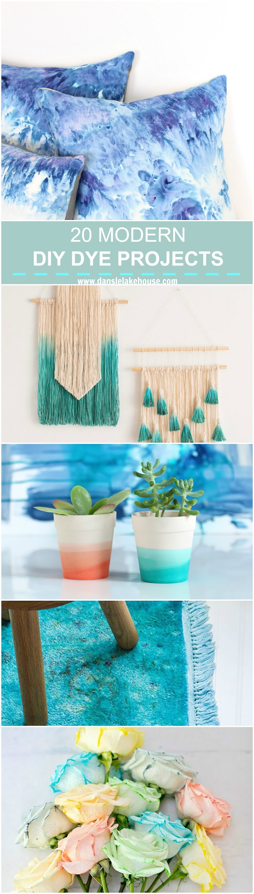 DIY dye project ideas