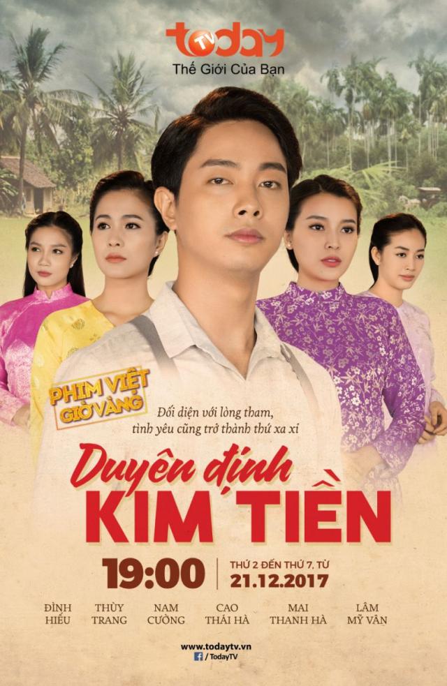 Xem Phim Duyên Định Kim Tiền 2017
