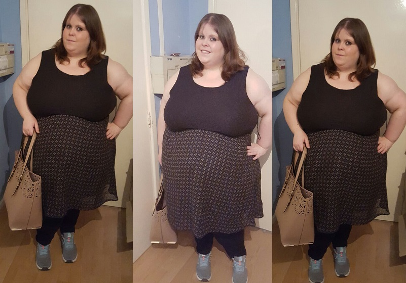 bcc95cb4977 Get The London (New) Look - Plus Size Dresses for Autumn