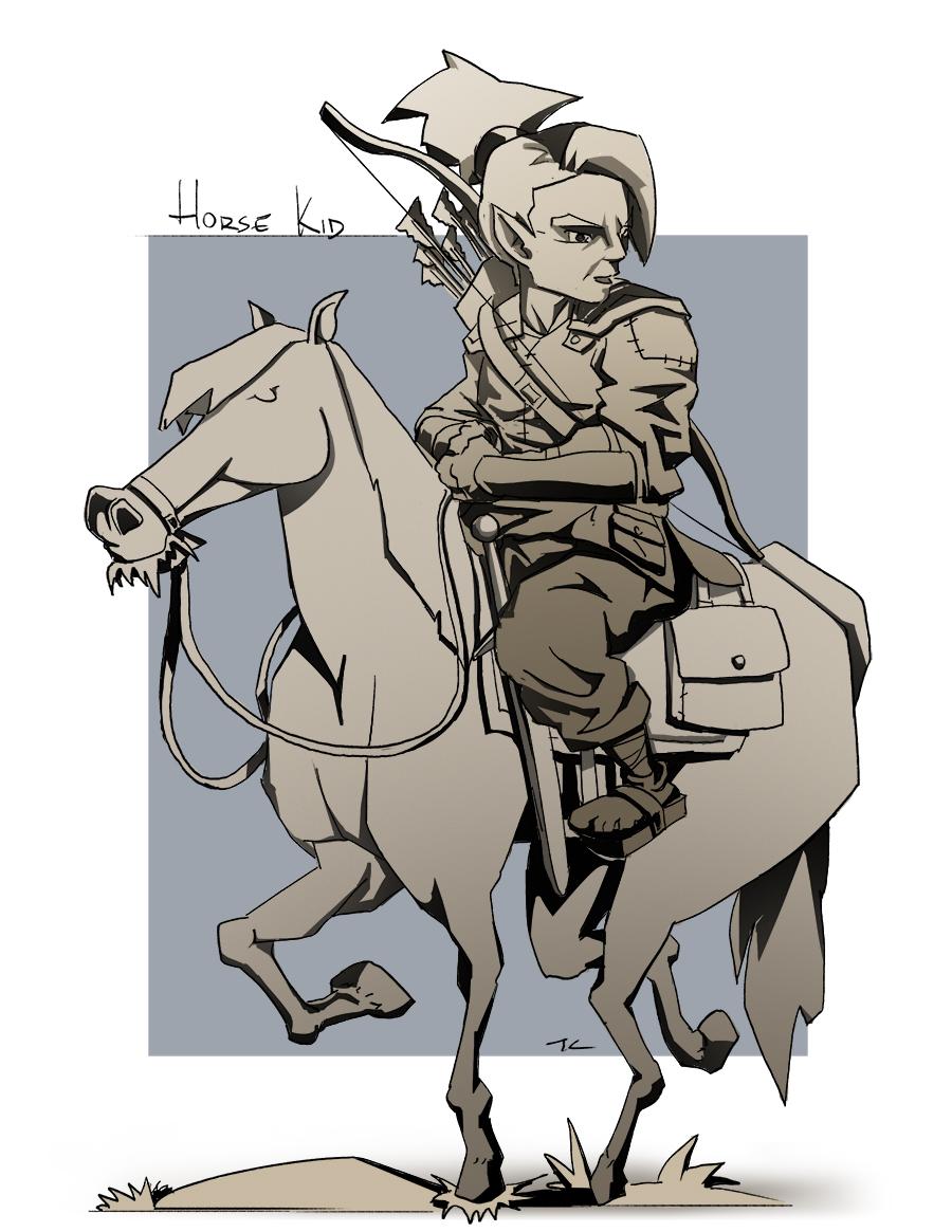 [Image: HorseKid.jpg]