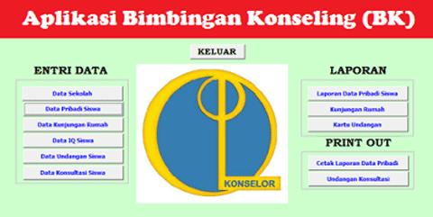 Aplikasi Bimbingan dan Konseling (BK)
