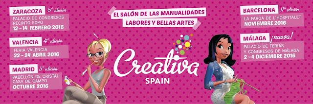 Salón Creativa España