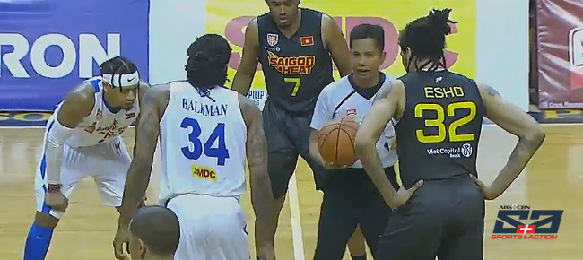 Alab Pilipinas def. Saigon Heat, 126-100 (REPLAY VIDEO) March 14 | ABL