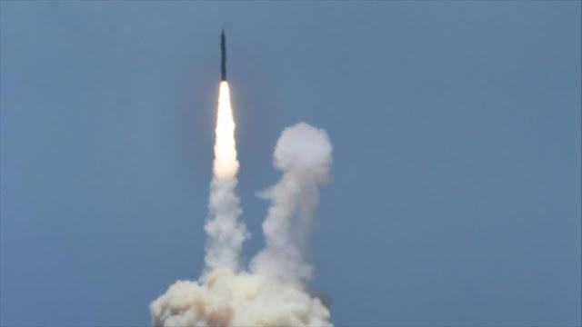 EEUU desplegará 28 antimisiles más por posible ataque norcoreano