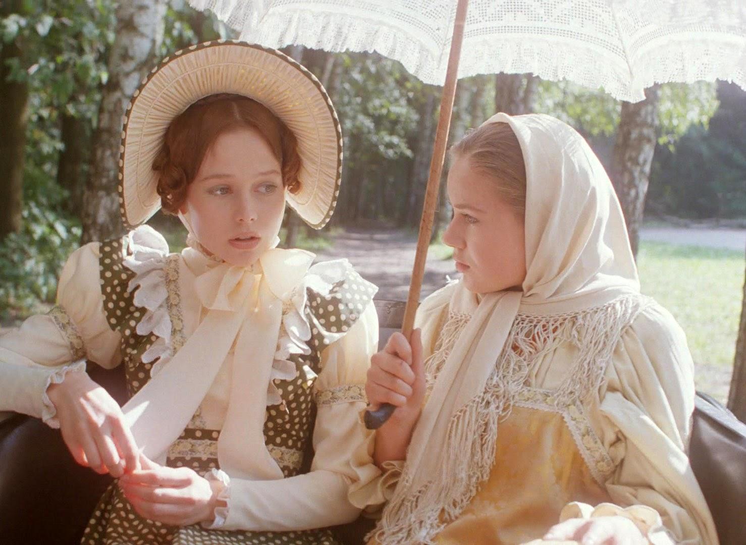 Барышня крестьянка фото из книги