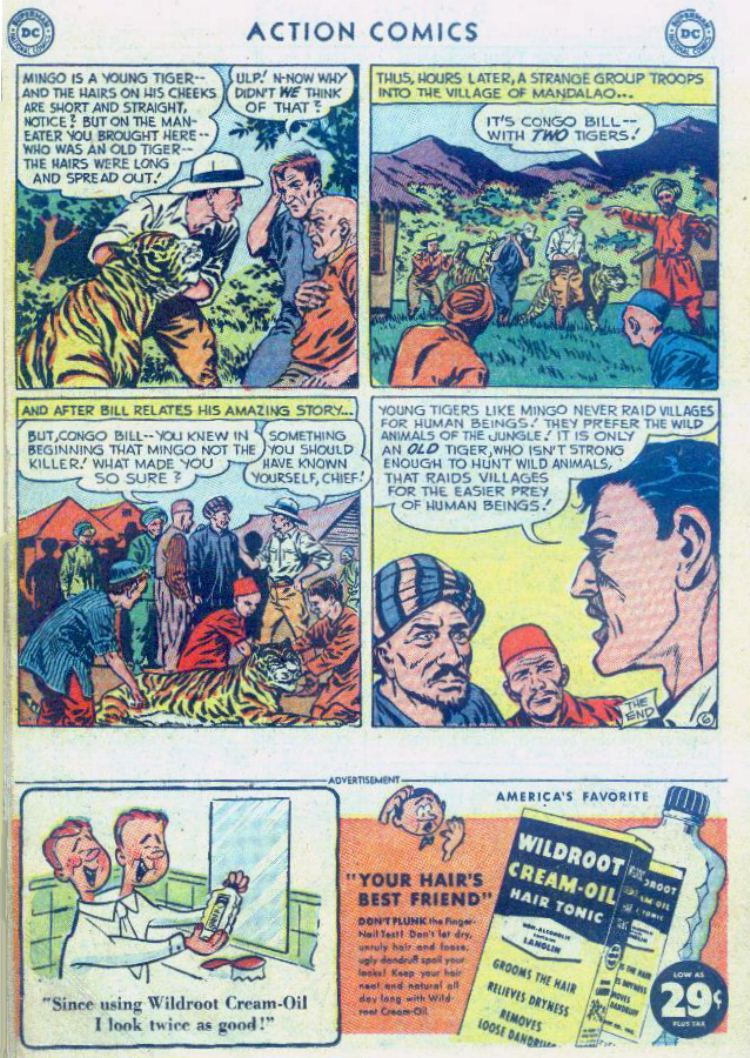 Read online Action Comics (1938) comic -  Issue #176 - 22