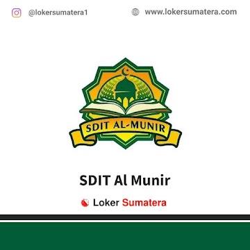 Lowongan Kerja Pekanbaru, SDIT Al Munir Juni 2021