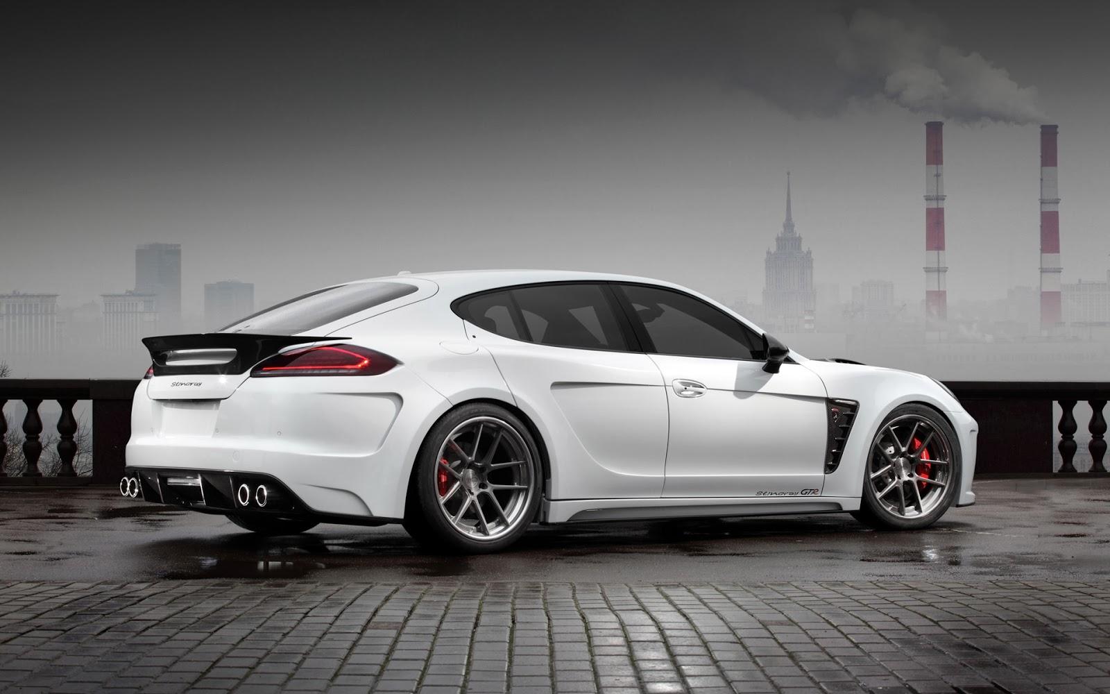 Porsche Panamera Best Luxury Cars: 2014 TopCar Porsche Panamera Stingray GTR - Review