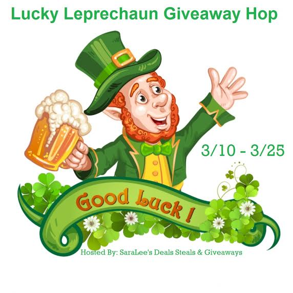 Contest, Giveaway Hop, St. Patrick's Day
