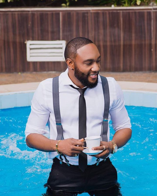 Dope or Shii? Kcee Cuts Off His Signature Dreads, Rocks Clean Haircut (Photos)
