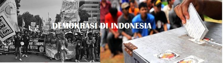 Sejarah Perkembangan Demokrasi Di Indonesia Dari Masa Ke Masa